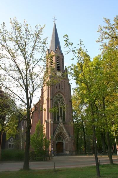 kerkgebouw Joppe mi