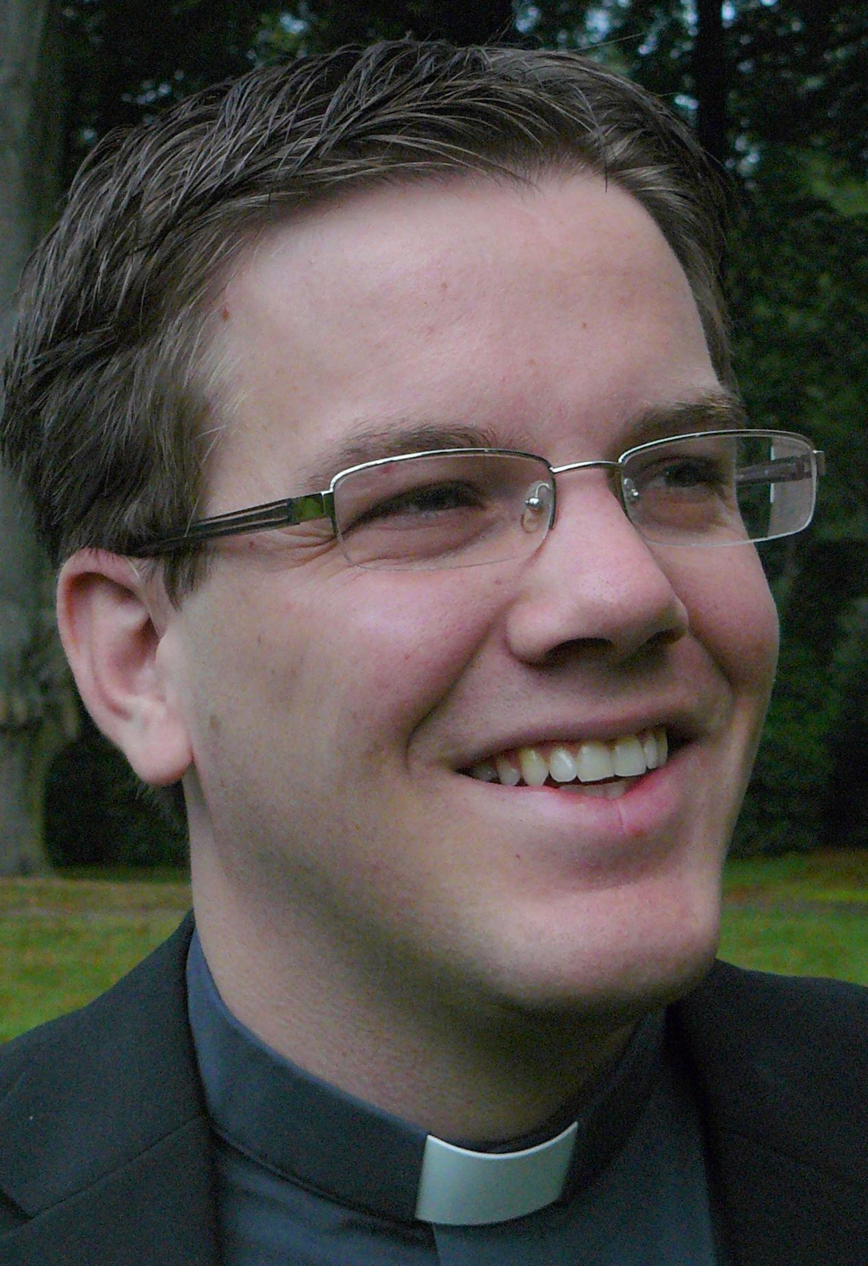pastor Anton ten Klooster