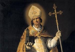 7 november: Sint Willibrord, bisschop, verkondiger van ons geloof, patroon van de Nederlandse kerkprovincie (Hoogfeest)