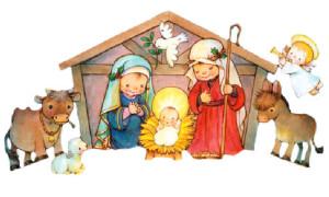 Kindje Wiegen op Eerste Kerstdag om 15.00 uur
