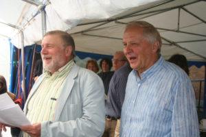 Jan Roes en Jan Wagenmans